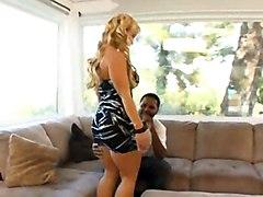 Hot Milf Loves Black Dick
