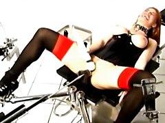 Stockings And Machine Sex Music Video