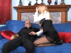 Alanah Rae Sex In Pantyhose