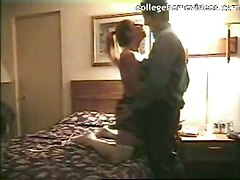 Busty College Girl Fucked In Motel Room