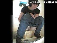Russian Woman Toilet 2
