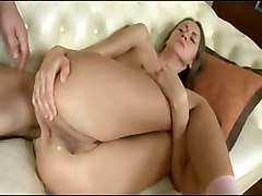 Anniina Get Fucked Hard In The Ass