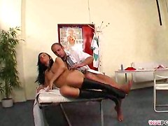 Horny Doctor And His Patient