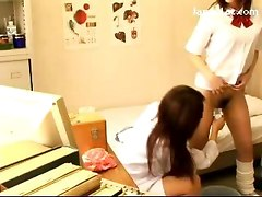 Nice Schoolgirl In Uniform Getting Her Pussy Inspected By The Doctor Pissing To Bottle In The Schoolclinic