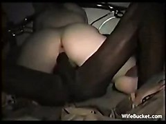 Wife Ninia Interracial Gangbang Part 3 - Amateur Sex Video