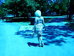 Squirtys Walk In The Park