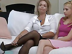 Teen Girls Have Lots Of Fun Eating Pussy
