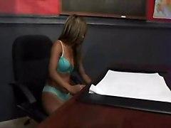 The Teacher Scene 3