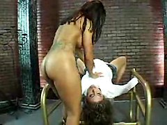 Pretty Sluts Showers On Brunette Girl Face