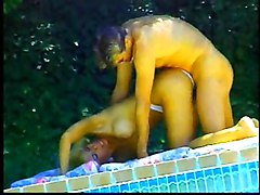 Blonde In Missionary And Doggy Position