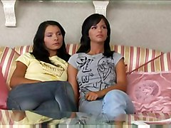 Lesbians Sisters Caught By Boss