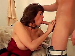 Hairy Milf Anne Fucked