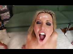 Sweet Cherry Double Penetration  Amp Amp  Cumshower