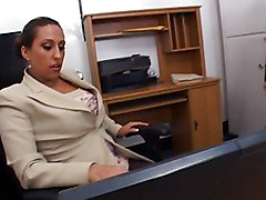 Office Fuck With Hot Tits