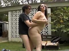 Big Ass Bbw Sonia Fucked Outdoors