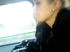 In Bus There Are Two Lovely Girls