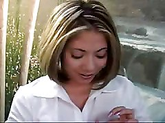 Gina First Time On Camera
