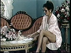 Lust Letters (1986) Part 2 Of 5:  Starring Nina Deponca