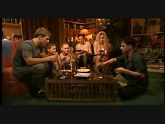Teen Strip Poker Turns Into Orgy