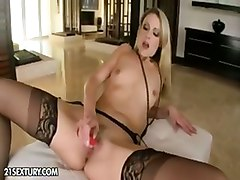 Hot Pussy In Stockings