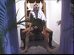 Horny Nun