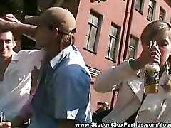 Russian Students Squandering Time