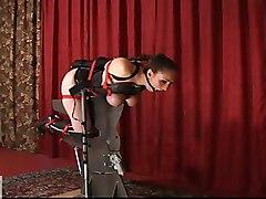 Slavegirl Double Fucked By 2 Mistresses