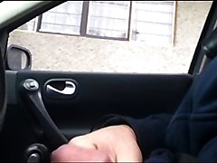 Flashing In The Car 12