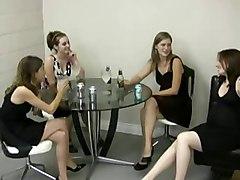 Girls Nigth In Cfnm