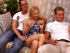Incredible Orgy With Lots Of Dp
