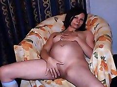 Pregnant Natalie 2