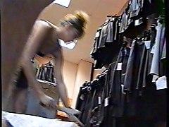 Upskirt Shop Assistant 2