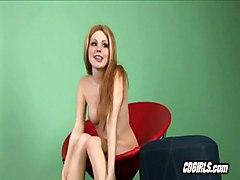 Teen Model Alana Finds Her G-spot