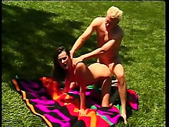 Outdoor Fucking Couple