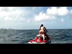 Jetsky Boat Sex