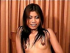 Thai Teen Is Horny