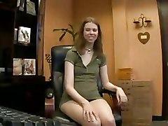 Kristine Office Interview