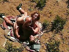 Hot Couple Fucks In The Even Hotter Desert
