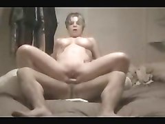 Dirty Talking Busty Girlfriend Fucked