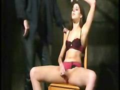 Naughty Girl Is Punished