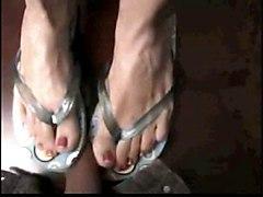 Bellecita&039;s Flip Flop Cockcrush