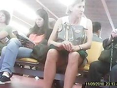 Blonde Aeroport Orly