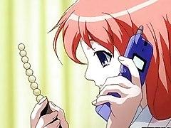 Cute Hentai Anime Futagirl Violated