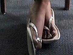 More Pretty Feet
