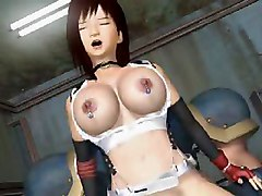 Sexy Anime Hottie Fucked Hard By Aliens