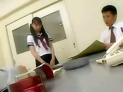 Japanese Student Punished