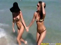 Miami Beach Lesbians