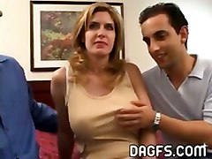 Two Dicks Inside Your Nasty Wife