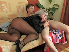 Sexy, Hot Milf Gets Hardly Fucked By Her Neighbour