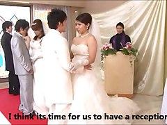 Crazy Japanse Wedding Trailer (real!!!)